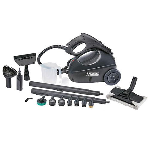CENTRAL MACHINERY - 1500 Watt Steam Cleaner Kit