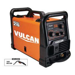 VULCAN | MigMax 215 Industrial Welder with 120/240 Volt Input