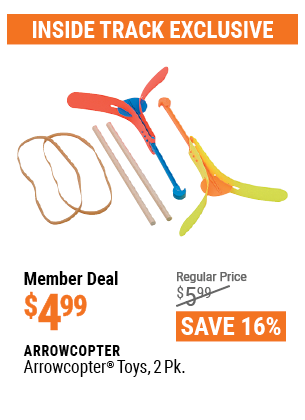 Arrowcopter® Toys, 2 Pk.