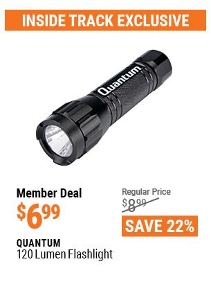 120 Lumen Flashlight