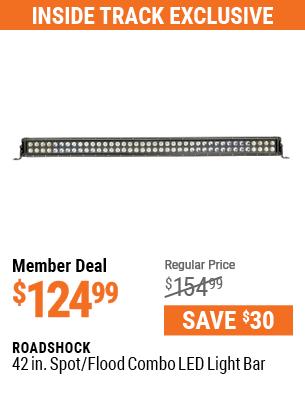 42 In. Spot/Flood Combo LED Light Bar