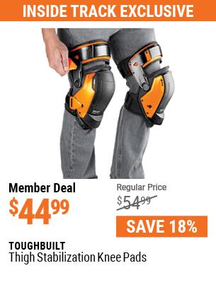 Thigh Stabilization Knee Pads