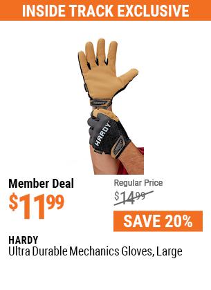 Ultra Durable Mechanics Gloves Large