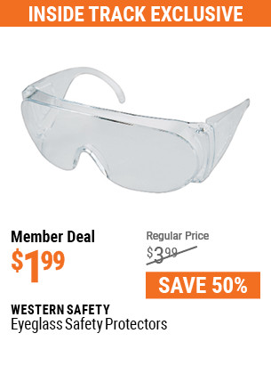 Eyeglass Safety Protectors