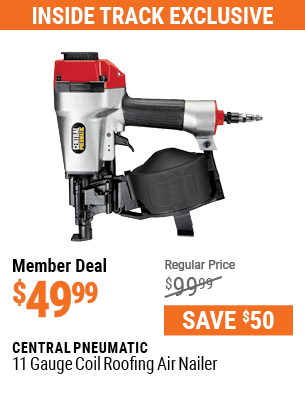 11 Gauge Coil Roofing Air Nailer