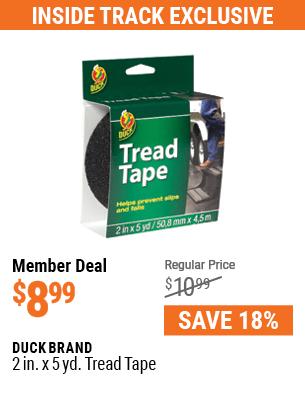 2in x 5yd Tread Tape