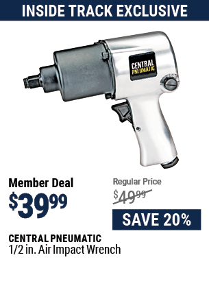 1/2 in. Air Impact Wrench