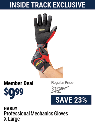 Professional Mechanics Gloves - X-Large