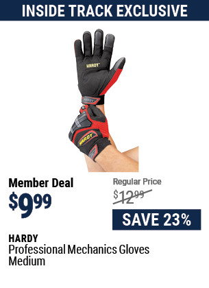 Professional Mechanics Gloves - Medium
