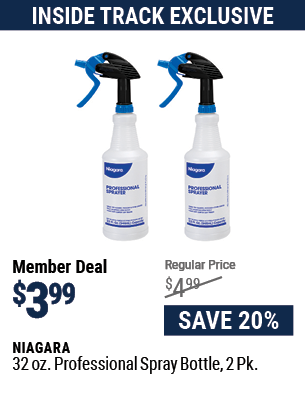 32 Oz. Professional Spray Bottle, 2 Pk.