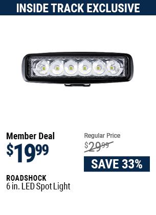 6 in. LED Spot Light