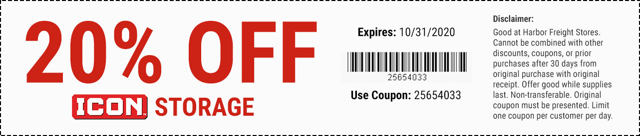 ICON Product Coupon