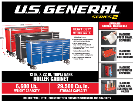 New Items - US General Cabinets