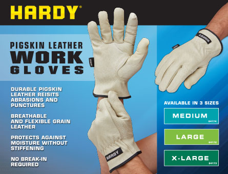 New Items - Work gloves