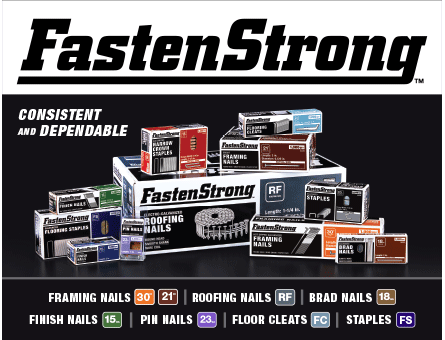 New Items - Fasten Strong nails