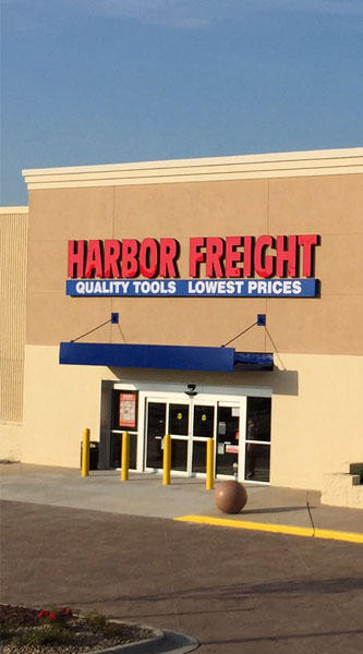 Harbor Freight Store
