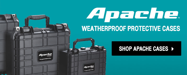 Weatherproof Protective Cases