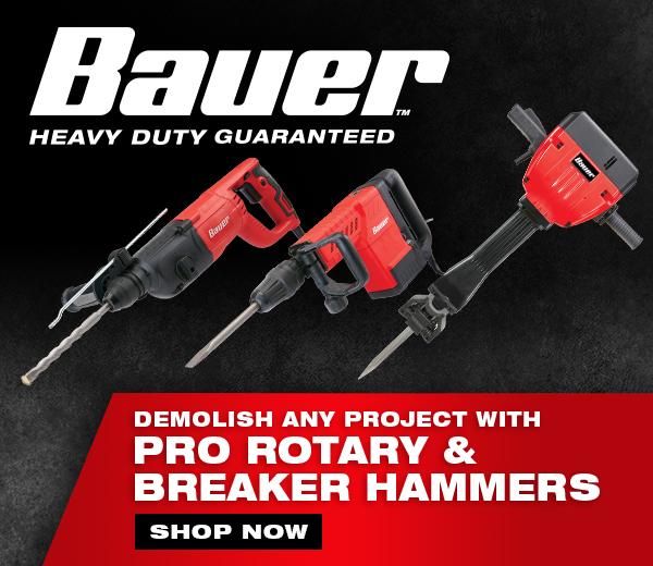 Bauer Hammers