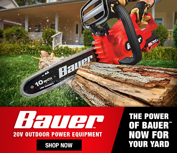 Bauer Power Equipment