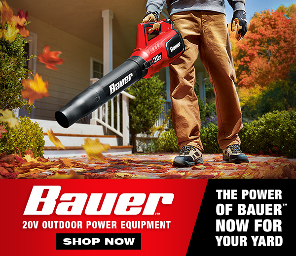 Bauer Power Equipment