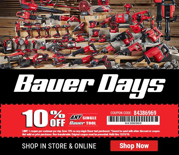 Bauer Days
