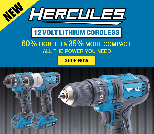 Hercules Cordless