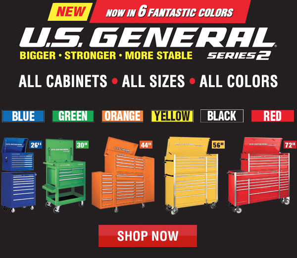 US GENERAL CABINETS - All Colors