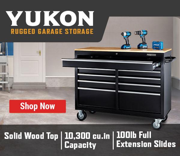 Yukon Storage