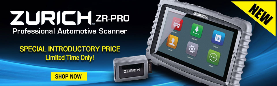 Zurich Professional Automotive Scanners