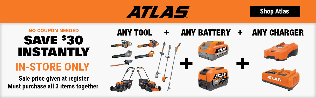 Build Your Own Kit - Bundle Atlas
