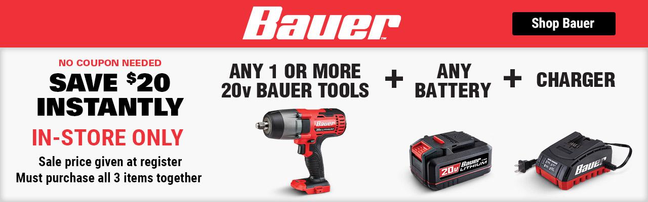Build Your Own Kit - Bundle Bauer
