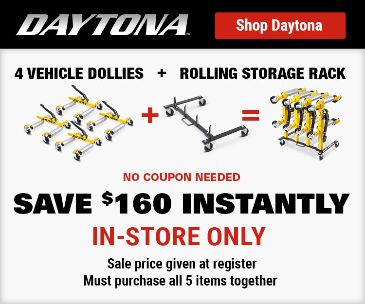 Build Your Own Kit - Daytona