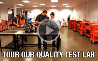 Tour Our Quality Test