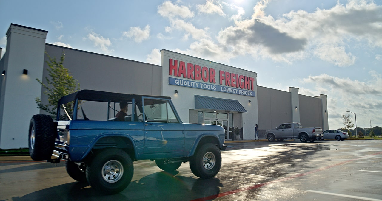 Harbor Freight Tools Store