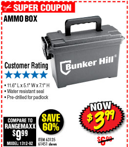 Ammunition store coupon code
