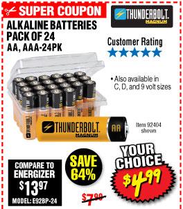 Alkaline Batterie Alkaline Batteries