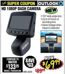 1080P High Definition Dash Cam