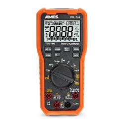 Ames DM1000 Electrician's HVAC Contractor TRMS Multimeter - 64019