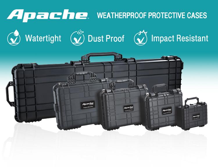 Apache Weatherproof Protective Cases