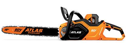 Atlas 80v Chainsaw