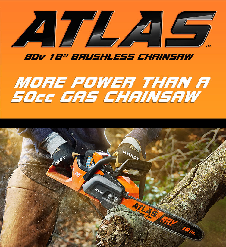 Atlas - More Power