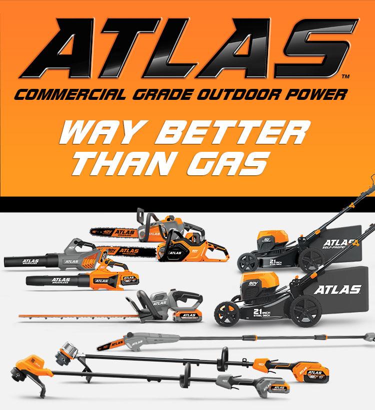 Atlas - Way Better Than Gas