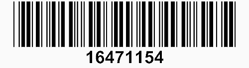 Atlas Coupon Barcode 16471154