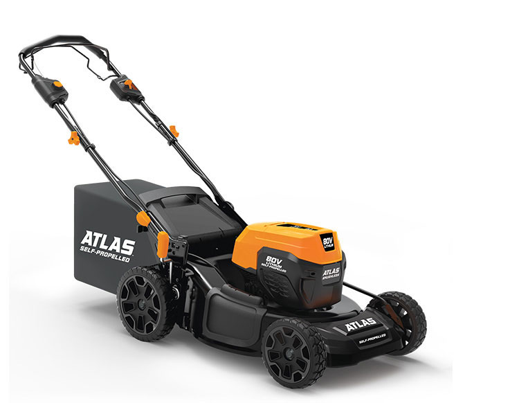 Atlas Mower Details