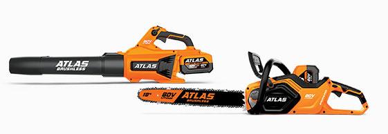 Atlas Shop 80v Tools