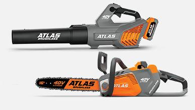 Atlas Shop 40v Tools