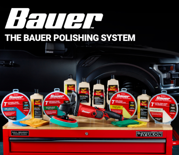 Bauer Days - Over 175 Tools & Accessories