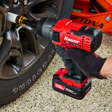 Shop Bauer Impact Wrenches