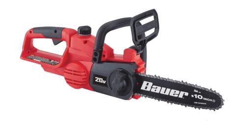 Bauer 20v HYPERMAX™ Chainsaw 64940