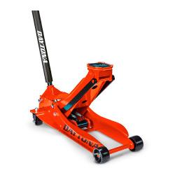 Daytona 3 Ton Low Profile Super Duty Rapid Pump® Floor Jack, Sunburst Metallic Orange - 57590